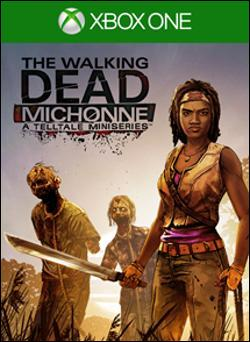 The Walking Dead: Michonne (Xbox One) by Telltale Games Box Art