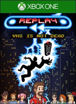 Replay: VHS is not dead (Xbox One) by Microsoft Box Art