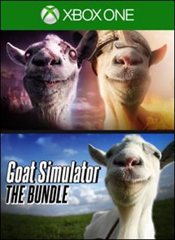 Goat Simulator: The Bundle (Xbox One) by Microsoft Box Art