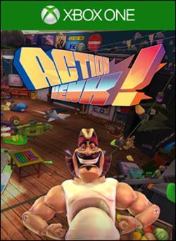 Action Henk (Xbox One) by Microsoft Box Art
