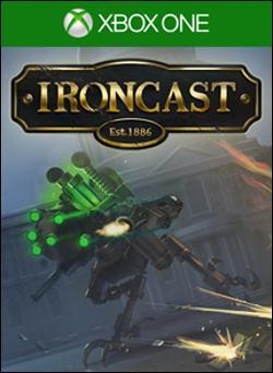 Ironcast (Xbox One) by Microsoft Box Art