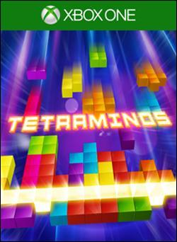 Tetraminos (Xbox One) by Microsoft Box Art