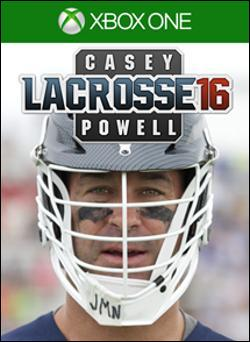 Casey Powell Lacrosse 16 (Xbox One) by Microsoft Box Art