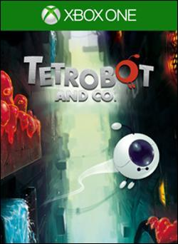 Tetrobot and Co. (Xbox One) by Microsoft Box Art