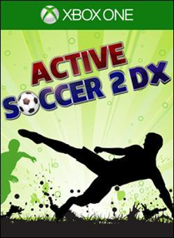 Active Soccer 2 DX (Xbox One) by Microsoft Box Art