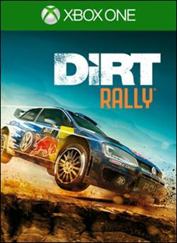 DiRT Rally (Xbox One) by Codemasters Box Art