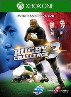 Rugby Challenge 3 (Xbox One) by Microsoft Box Art