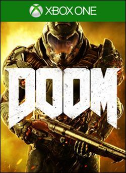 Doom (Xbox One) by Bethesda Softworks Box Art