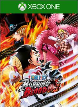 One Piece: Burning Blood (Xbox One) by Ban Dai Box Art