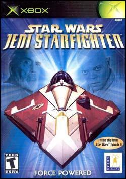 Star Wars: Jedi Starfighter (Xbox) by LucasArts Box Art