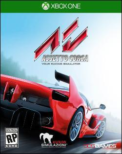 Assetto Corsa (Xbox One) by 505 Games Box Art