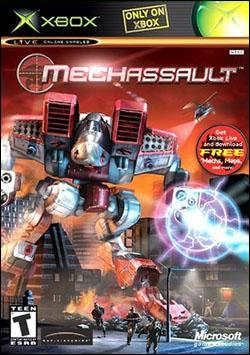 MechAssault (Xbox) by Microsoft Box Art