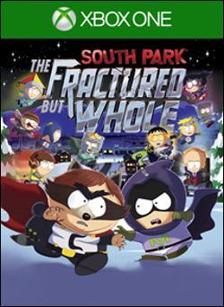 South Park: The Fractured But Whole (Xbox One) by Ubi Soft Entertainment Box Art