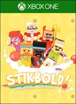 Stikbold! A Dodgeball Adventure (Xbox One) by Microsoft Box Art