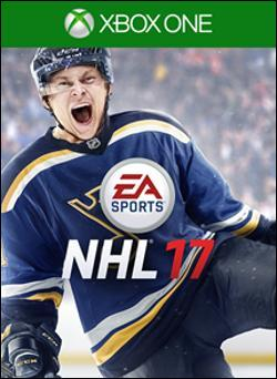 NHL 17 (Xbox One) by Electronic Arts Box Art