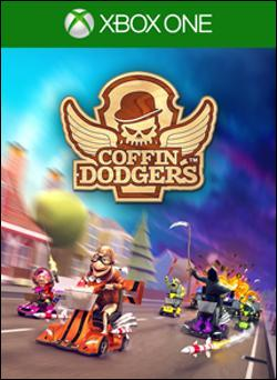 Coffin Dodgers (Xbox One) by Microsoft Box Art