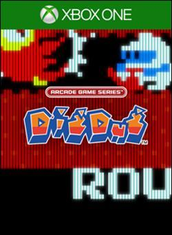 Arcade Game Series: Dig Dug (Xbox One) by Ban Dai Box Art