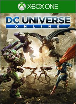 DC Universe Online (Xbox One) by Microsoft Box Art