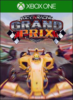 Grand Prix Rock n' Racing (Xbox One) by Microsoft Box Art