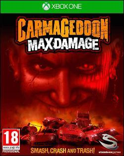 Carmageddon: Max Damage (Xbox One) by Microsoft Box Art