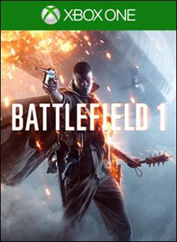 Battlefield 1 (Xbox One) by Electronic Arts Box Art