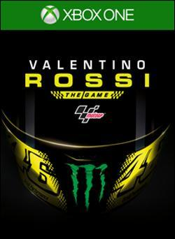 Valentino Rossi: The Game (Xbox One) by Microsoft Box Art