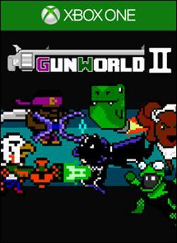 GunWorld 2 (Xbox One) by Microsoft Box Art