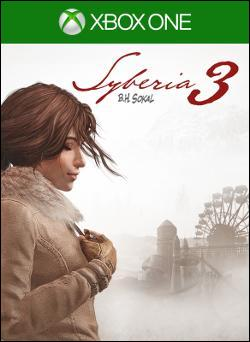 Syberia 3 (Xbox One) by Microids Box Art