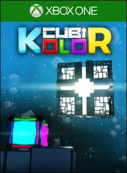Cubikolor (Xbox One) by Microsoft Box Art
