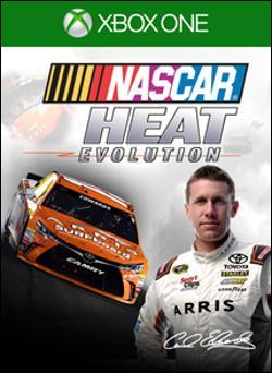 NASCAR Heat Evolution (Xbox One) by Microsoft Box Art