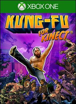 Kung-Fu for Kinect Box art