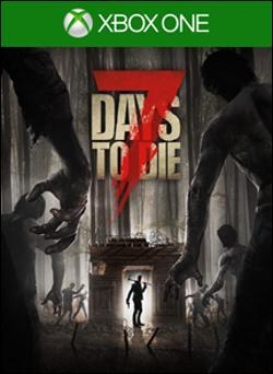 7 Days to Die (Xbox One) by Telltale Games Box Art