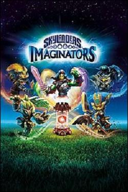 Skylanders Imaginators (Xbox One) by Activision Box Art