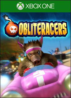 Obliteracers (Xbox One) by Microsoft Box Art
