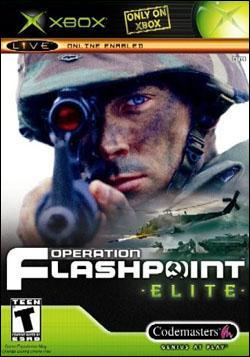 Operation Flashpoint: Elite (Xbox) by Codemasters Box Art