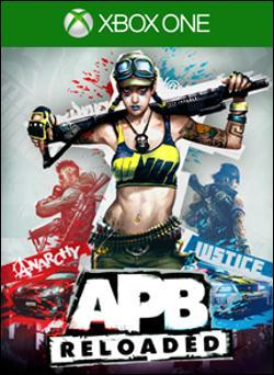 APB: Reloaded (Xbox One) by Microsoft Box Art