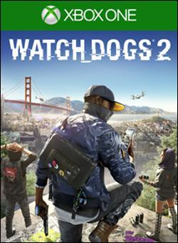 Watch Dogs 2 (Xbox One) by Ubi Soft Entertainment Box Art