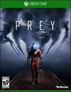 Prey Box art