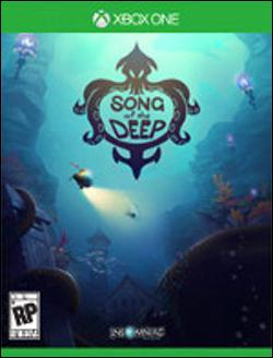 Song of the Deep (Xbox One) by Microsoft Box Art