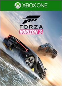 Forza Horizon 3 (Xbox One) by Microsoft Box Art