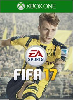 FIFA 17 (Xbox One) by Electronic Arts Box Art