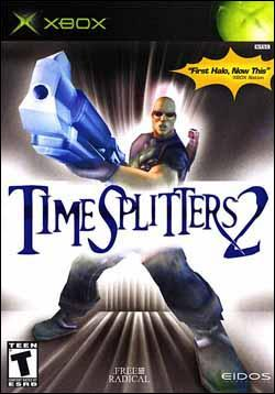 TimeSplitters 2 (Xbox) by Eidos Box Art