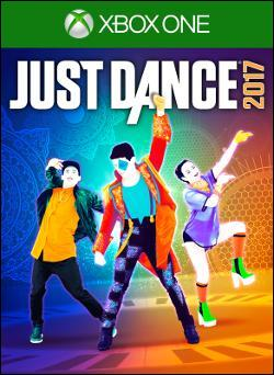 Just Dance 2017 (Xbox One) by Ubi Soft Entertainment Box Art