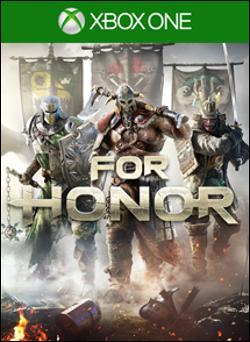 For Honor Box art