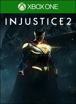 Injustice 2 (Xbox One) by Warner Bros. Interactive Box Art