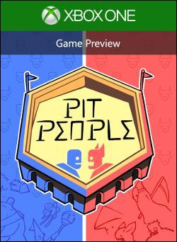 Pit People (Xbox One) by Microsoft Box Art