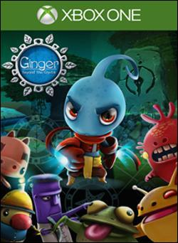 Ginger: Beyond the Crystal (Xbox One) by Microsoft Box Art