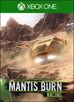 Mantis Burn Racing (Xbox One) by Microsoft Box Art