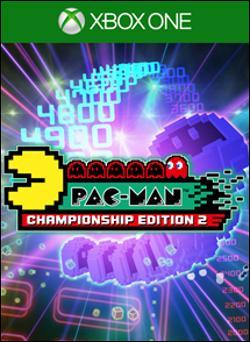 PAC-MAN Championship Edition 2 Box art