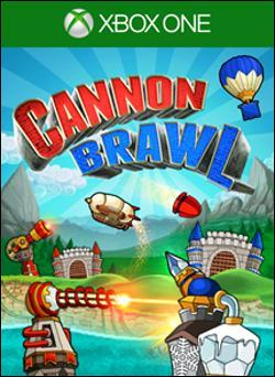 Cannon Brawl (Xbox One) by Microsoft Box Art
